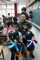 中文系學會寒假返鄉服務隊