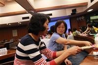 女聯會「食在安心」講座