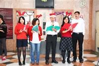 外語學院聖誕酒會