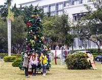 聖誕蛋卷廣場