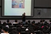 Peter Su 蘇世豪 英語會話社演講