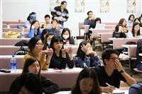 星相社邀請中華民國占星協會會長講授西方手相