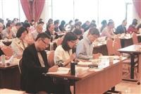 校務會議 通過退撫儲金增額提撥