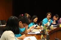 境外生導師座談會