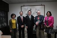 法文系熊貓講座邀請到加拿大約克大學政治學榮譽教授Daniel DRACHE演講