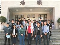 學生代表參加議事研習營