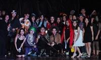 國際大使團、外籍學生聯誼會、外交系、陸友會、印尼學生聯誼會10/25聯合舉辦Halloween Festival