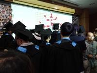 105學年度物理系自辦畢典