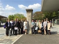 外語學院16師赴日同志社大學辦「全球化下的語言與文化」研討會