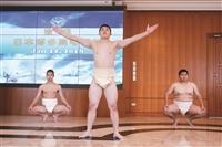 日本博多高中表演相撲