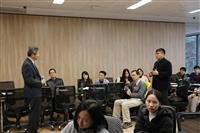 台灣大哥大董事兼基金會董事長張善政演講:生涯規劃的膽識-從我自己的故事說起