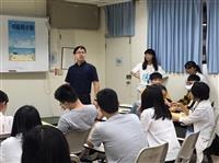 種子課輔社和樸毅青年團10/8合辦口語表達課程