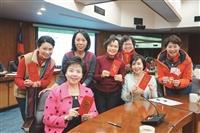 女教職員聯誼會第12屆第1次會員大會