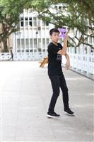 【校園話題人物】化材二A劉守翔入 選外交部106年國際青年大使