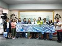 5/6海洋教育資源中心20位高中教師來海下中心交流研習