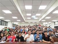 學生會攜手畢聯會 邀黃國昌談自治覺醒