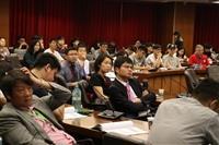 財金系兩岸金融論壇—大會主題論壇