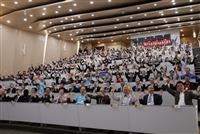 2018世界校友雙年會&春之饗宴於守謙國際會議中心有蓮廳熱鬧開場