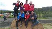 淡江童軍3成員赴2017世界羅浮大會