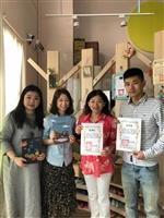 中文系兒童文學繪本小世界贈書幼兒園