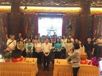 EMBA參訪奉山宮 探索宗教組織管理