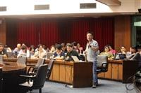 行政人員電子郵件社交工程防治宣導講習