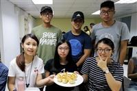 烹飪社蛋黃酥