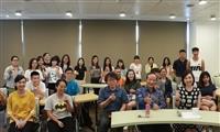 外語學院邀印尼大使陳忠分享駐外經驗