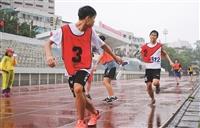 男子4000公尺大隊接力決賽