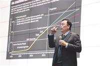 第158次行政會議 石瑜演講大數據應用