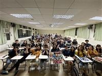 10月3日國際大使團「學伴大會」
