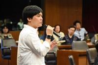導師訓輔140人研習 林俊宏:絕不姑息校園性平事件
