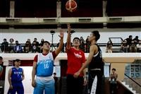 學生會舉辦第一屆五虎盃男子籃球聯賽