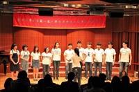 合唱團舉辦「緣緣不斷」合唱比賽暨成果發表會