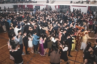 6校友會於19日在學生活動中心聯合舉辦舞夜