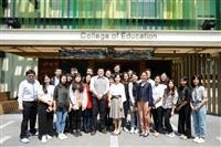 泰國法政大學學系科學系師生來訪教科系