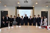 大陸地區卓越大學聯盟輪值學校重慶大學5/14來訪