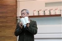法文系吳錫德「我反抗,所以我存在」 英文系蔡振興「生態危機與文學應用」