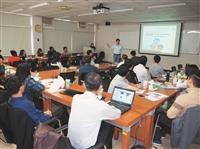 國際青年環境工程研討會 3國4校學術交流