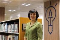 新任二級主管-覺生紀念圖書館參考服務組組長丁紹芬