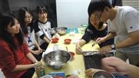 烹飪社 無臉男布朗尼