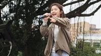 11/3 校慶 蛋捲海報街