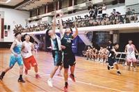 五虎籃球聯盟賽精彩開打