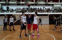 五虎籃球聯盟開幕賽