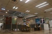圖書館點閱組與會計系合辦主題展「創新創意創業,共創大淡水」