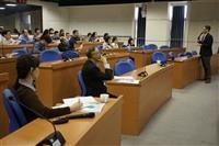 中正大學黃俊儒演講,「以實踐研究為基礎的教學創新」