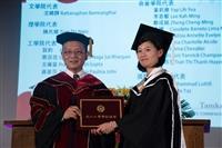 2019年境外生畢業典禮