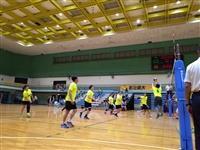 本校獲得中華民國大專校院108年度教職員工排球錦標賽第二名
