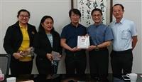 泰國農業大學拜訪工學院