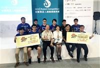 「淡江尚贏」奪上銀智慧機器手賽單項冠軍